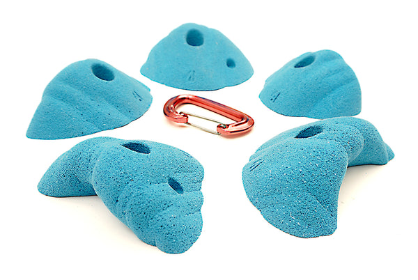5 Large Slasher Shallow Edges Climbing Holds View 3