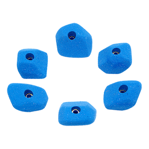 6 Medium Rough Cut Jugs Climbing Holds View 1