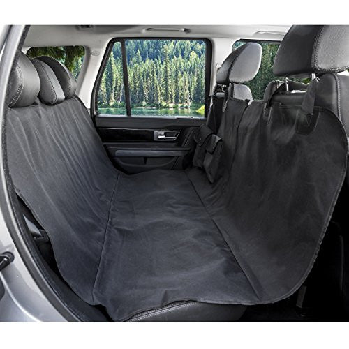Original Pet Back Seat Cover for Cars, Trucks, and SUVs