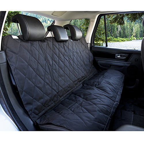 Luxury Version Pet Car Seat Cover for Cars, Trucks, and Suv's