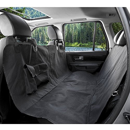 Original Pet Back Seat Cover For Cars Trucks And Suvs