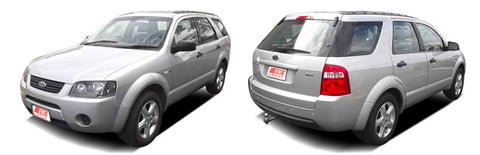 FORD TERRITORY 2004-