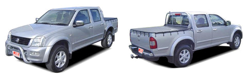HOLDEN RODEO RA 2003-
