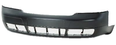 FRONT BUMPER - PRIMED GREY  *** V6 ONLY *** - TO SUIT AUDI A6 1997-01