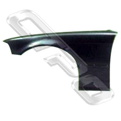 FRONT GUARD - L/H - W/SLP HOLE - TO SUIT BMW 3'S E36 2DR 1991-1996