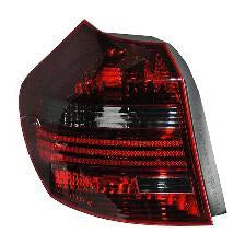 REAR LAMP - L/H - DARK - TO SUIT BMW 1'S E87 2008-2011  H/BACK