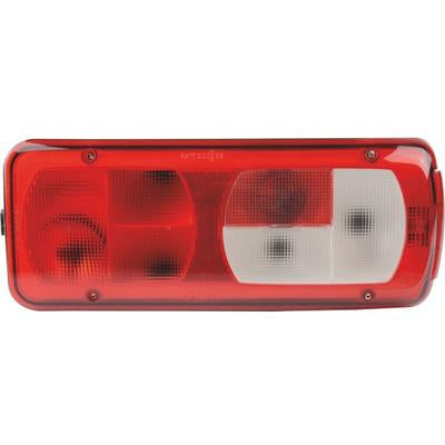REAR LAMP - L/H - WITHOUT BULB - WITH LICENSE LAMP - DAF XF106 2013-