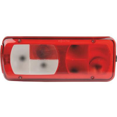 REAR LAMP - R/H - WITHOUT BULB - WITH LICENSE LAMP - DAF XF106 2013-