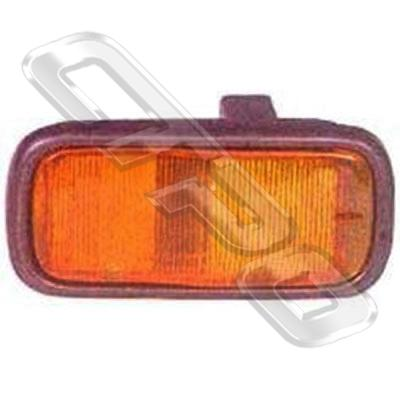 SIDE LAMP - L/H - IN GUARD - TO SUIT DAIHATSU CHARADE G100 1987-92