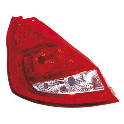 REAR LAMP - L/H - 3DR/5DR - TO SUIT FORD FIESTA MK7 2008-