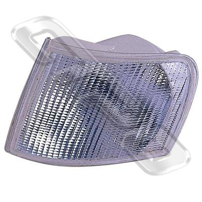CORNER LAMP - R/H - CLEAR - W/E - TO SUIT FORD ESCORT MK5 1990-94