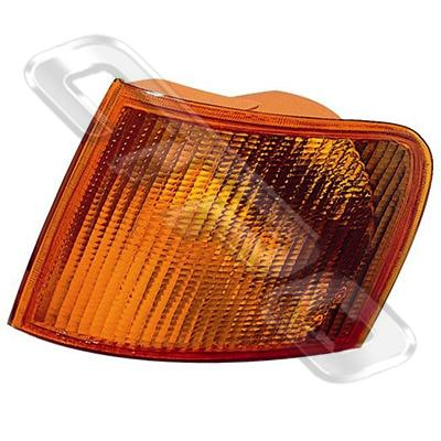 CORNER LAMP - R/H - AMBER - W/E - TO SUIT FORD ESCORT MK5 1990-94