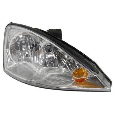 HEADLAMP - R/H - TO SUIT FORD FOCUS 2001 - NZ TYPE