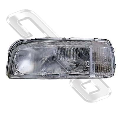 HEADLAMP - L/H - W/E MARK - TO SUIT FORD FALCON XF / XG