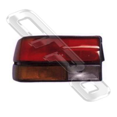 REAR LAMP - L/H - W/E MARK - TO SUIT FORD LASER MK3 BF H/B 1988-91