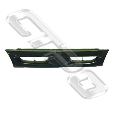 GRILLE - BLACK - TO SUIT FORD LASER BG SDN-H/B 1992-