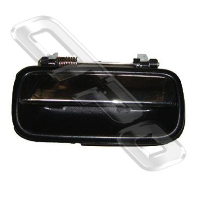 DOOR HANDLE - RR OUTER - R/H - CHRM - TO SUIT FORD TELSTAR/626 GD 1988-91