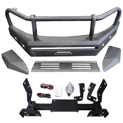 FRONT BULL BAR BUMPER - HEAVY DUTY - FORD RANGER 2015- F/LIFT