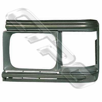 BEZEL - W/O CNR LAMP - L/H - TO SUIT FORD ECONOVAN/MAXI 1984-88