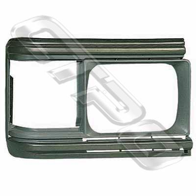 BEZEL - W/O CNR LAMP - R/H - TO SUIT FORD ECONOVAN/MAXI 1984-88