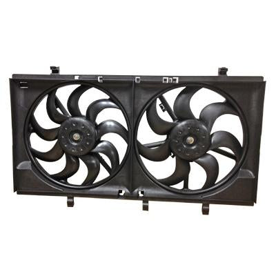 DUAL FAN ASSY - TO SUIT HOLDEN COMMODORE VE 2006-