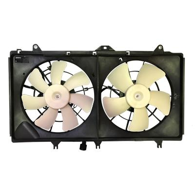 DUAL FAN ASSY - V6 3.0L/3.6L - TO SUIT HOLDEN COMMODORE VF 2013-  EVOKE SV6