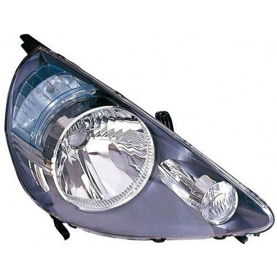 HEADLAMP - R/H - TO SUIT HONDA FIT OR JAZZ - GD - 2003- F/LIFT