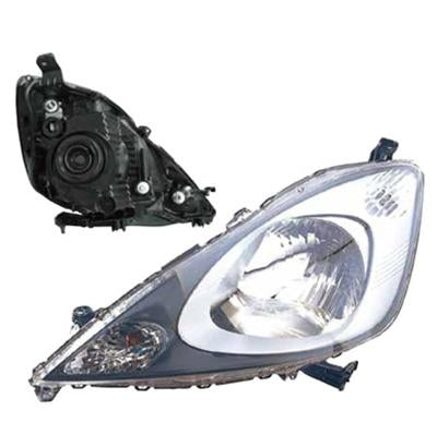 HEADLAMP - L/H - TO SUIT HONDA FIT / JAZZ 2008-