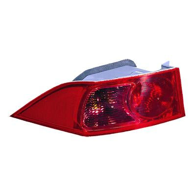 REAR LAMP - L/H - TO SUIT HONDA ACCORD CL 2003-05 - 4DR  IMPORT