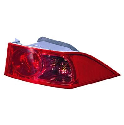 REAR LAMP - R/H - TO SUIT HONDA ACCORD CL 2003-05 - 4DR  IMPORT