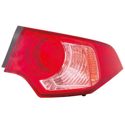 REAR LAMP - R/H - OUTER - TO SUIT HONDA ACCORD 2011-  F/LIFT  4DR