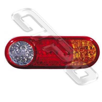 REAR LAMP - R/H - TO SUIT HYUNDAI H100 2004-