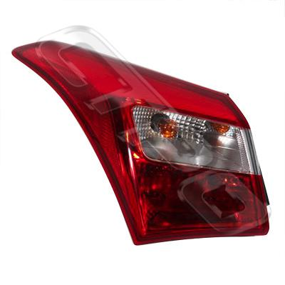 REAR LAMP - L/H - TO SUIT HYUNDAI I30 2012-