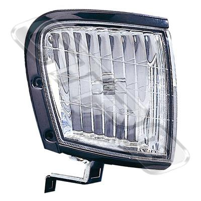 CORNER LAMP - R/H - TO SUIT HOLDEN RODEO TFR 1999-  FACELIFT
