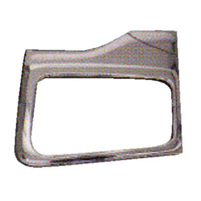 FRONT DOOR - WINDOW GARNISH - CHROME - 2011- - ISUZU GIGA CVR/CXZ/CXM/EXR 2011-
