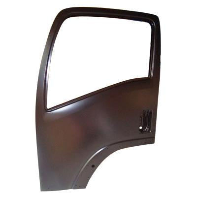 FRONT DOOR SHELL - L/H - W/O MIRROR ARM HOLE - ISUZU FORWARD FRR/FSR/FTR/FVR 2008
