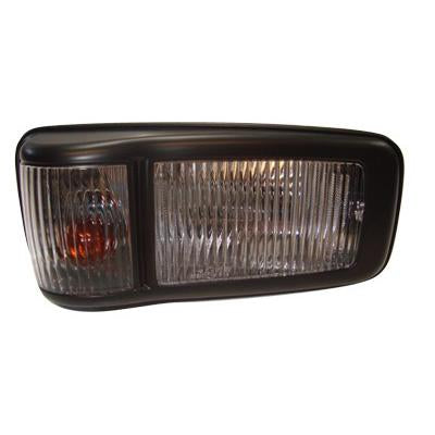 SIDE LAMP - R/H - IN DOOR - BLACK TRIM - ISUZU NKR/NPR 2009-