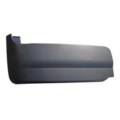 FRONT BUMPER COVERING - GREY - R/H - MAN TGA