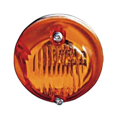 SIDE LAMP - L/H=R/H - AMBER - MAN TGA