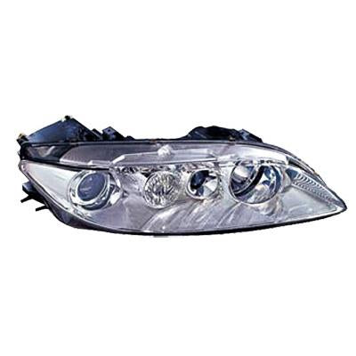 HEADLAMP - R/H - ELECTRIC - W/O FOG LAMP - TO SUIT MAZDA 6 2003-