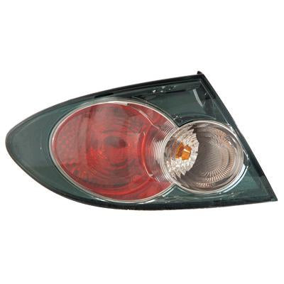 REAR LAMP - OUTER - L/H - BLUE GREY - TO SUIT MAZDA 6 2006-  F/LIFT