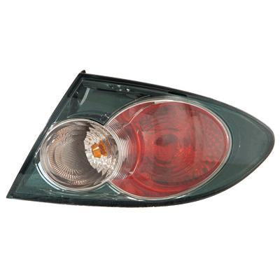 REAR LAMP - OUTER - R/H - BLUE GREY - TO SUIT MAZDA 6 2006-  F/LIFT