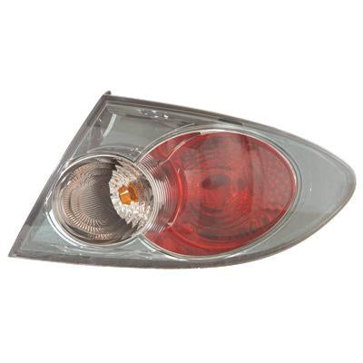 REAR LAMP - R/H - OUTER - GREY - TO SUIT MAZDA 6 2006-  F/LIFT