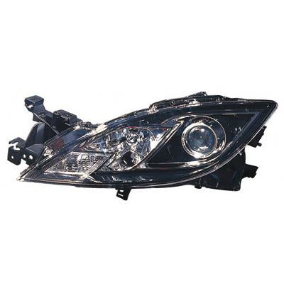 HEADLAMP - L/H - TO SUIT MAZDA 6 2008-