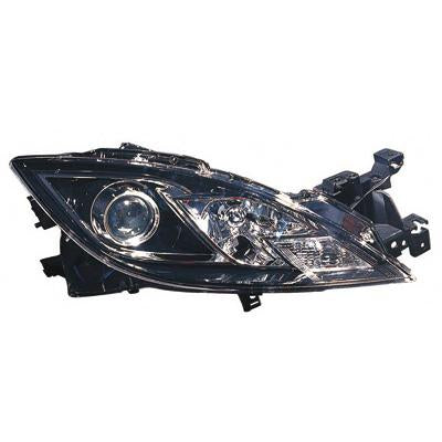 HEADLAMP - R/H - TO SUIT MAZDA 6 2008-