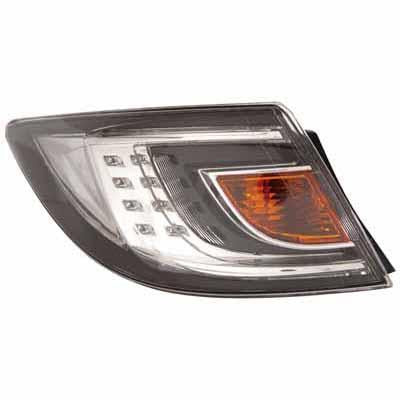 REAR LAMP - L/H - CLEAR - TO SUIT MAZDA 6 2008-  4DR & H/BACK