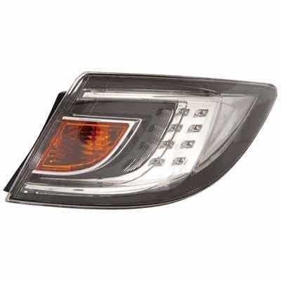 REAR LAMP - R/H - CLEAR - TO SUIT MAZDA 6 2008-  4DR & H/BACK