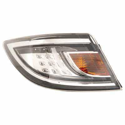 REAR LAMP - L/H - CLEAR - TO SUIT MAZDA 6 2010-  4DR & H/BACK