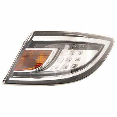 REAR LAMP - R/H - CLEAR - TO SUIT MAZDA 6 2010-  4DR & H/BACK