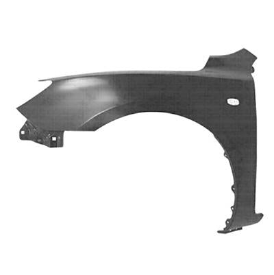 FRONT GUARD - L/H - W/SLMP HOLE - TO SUIT MAZDA 3 2004-  H/BACK